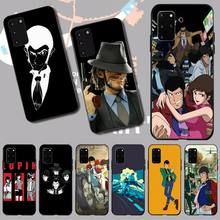 PENGHUWAN Lupin III Customer High Quality Phone Case for Samsung S20 plus Ultra S6 S7 edge S8 S9 plus S10 5G