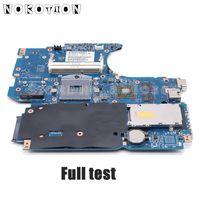 Nokotion 670795-001 658343-001 hp probook 4530s 4730s 노트북 마더 보드 용 6050a2465501-mb-a02 hm65 ddr3 1 gb gpu