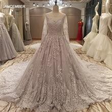 LS28564 роскошный длинный вечернее платье 2017 корсет назад серый аппликация бальное платье длинное элегантное платье выпускного вечера 2017 реальных фотографий