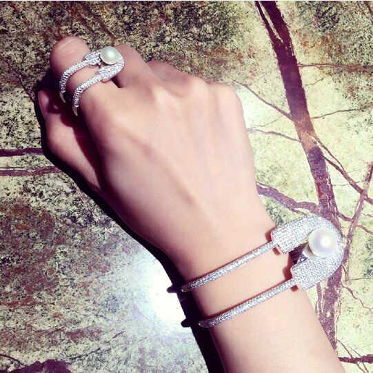 Уникальное кольцо с фианитом для девочек, модные массивные кольца, Свадебное обручальное кольцо, милые ювелирные украшения, бижутерия 00288
