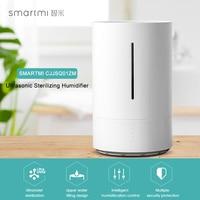CJJSQ01ZM SMARTMI Intelligent Ultrasonic Sterilizing Humidifier For Home UV Germicidal Sterilization Mijia APP Control