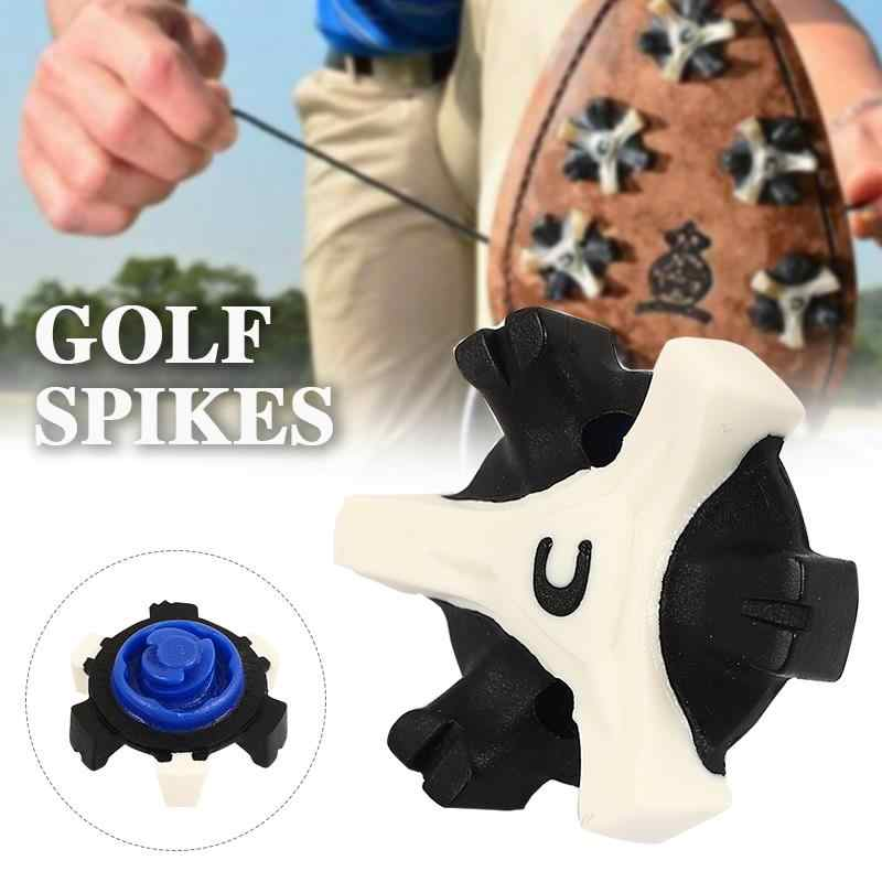 Golf Accessories Golf Spikes Replace Football DIY Rubber Golf Shoe Spikes Lawn Fixed Sport Outdoors Tool