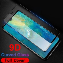 9D Curved Glass Screen Protector For Xiaomi Redmi Note 8T 7