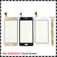 New 5.0'' For Samsung Galaxy Grand Prime Duos G530 G530H G530F G5308 G531 G531H G531F Touch Screen Digitizer Sensor Glass Panel