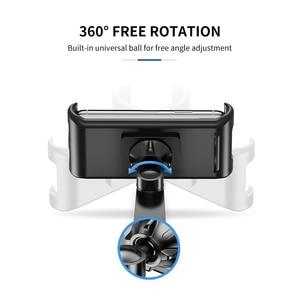 Image 2 - ロックユニバーサルホルダータブレット PC オートカーバックシートヘッド取付ホルダータブレットのための 4.7 10.5 インチアプリ xiaomi サムスン