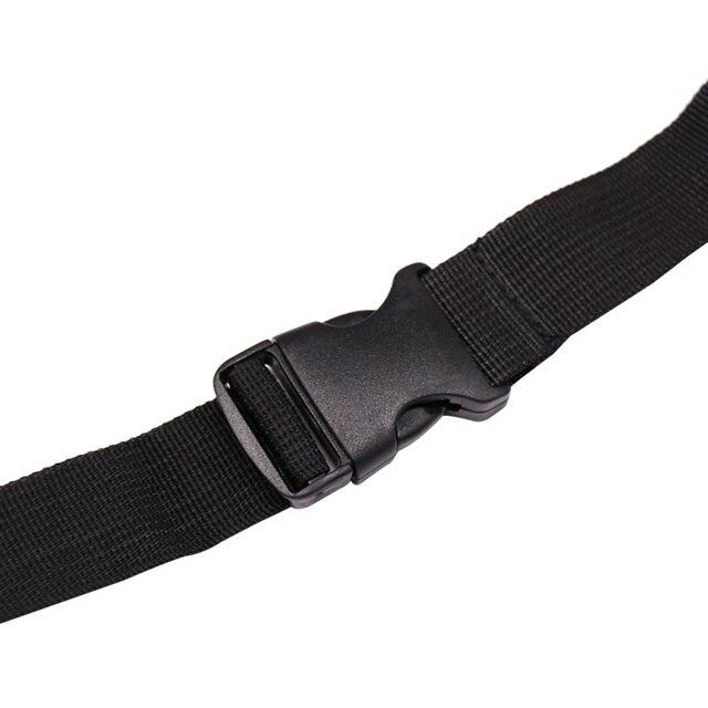 Mode unisexe PU Laser ceinture sac étanche réfléchissant brillant Sport Style taille Pack poitrine sac bandoulière sac vêtements accessoires