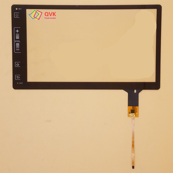 10.1 Inch touch screen for Roadmster RM H-6122 HLX Car GPS navigator radio touch screen panel repair replacement parts image