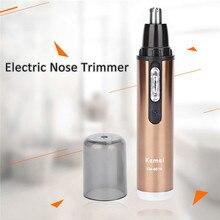 DIDIHOU триммер для носа электрический триммер для бритья волос в носу безопасный для ухода за лицом для бритья Триммер для носа тример инструменты для макияжа Электрический