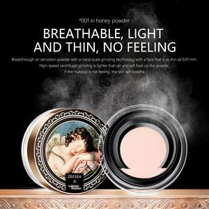 Image 5 - Zeesea nowy sypki proszek wodoodporny kontrola oleju makijaż skóry w proszku korektor do twarzy gładkie kosmetyki Maquiagem Mineral