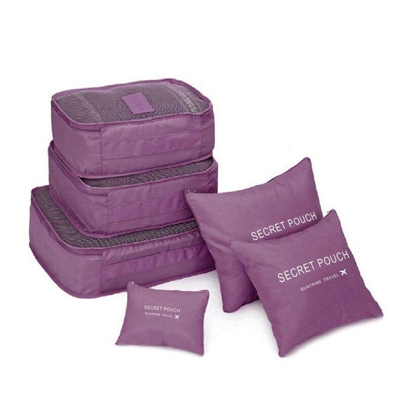armazenamento conjunto roupas classificada embalagem bolsa novo