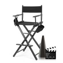 Directors Chair Wood Executive Portable High-Quality Makeup Lightweight Professional