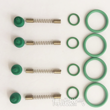 LPG CNG комплекты для NT401 Инжекторная рейка CNG Автомобильная впрыска природного газа OMVL common rail пружинный фартук Ремонтный комплект Elysee