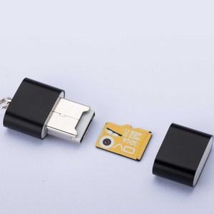 Image 4 - عالية السرعة USB 2.0 واجهة مايكرو SD TF T Flash ذاكرة محوّل قارئ البطاقات خفيفة الوزن المحمولة ذاكرة صغيرة cardreaderبيع بالجملة