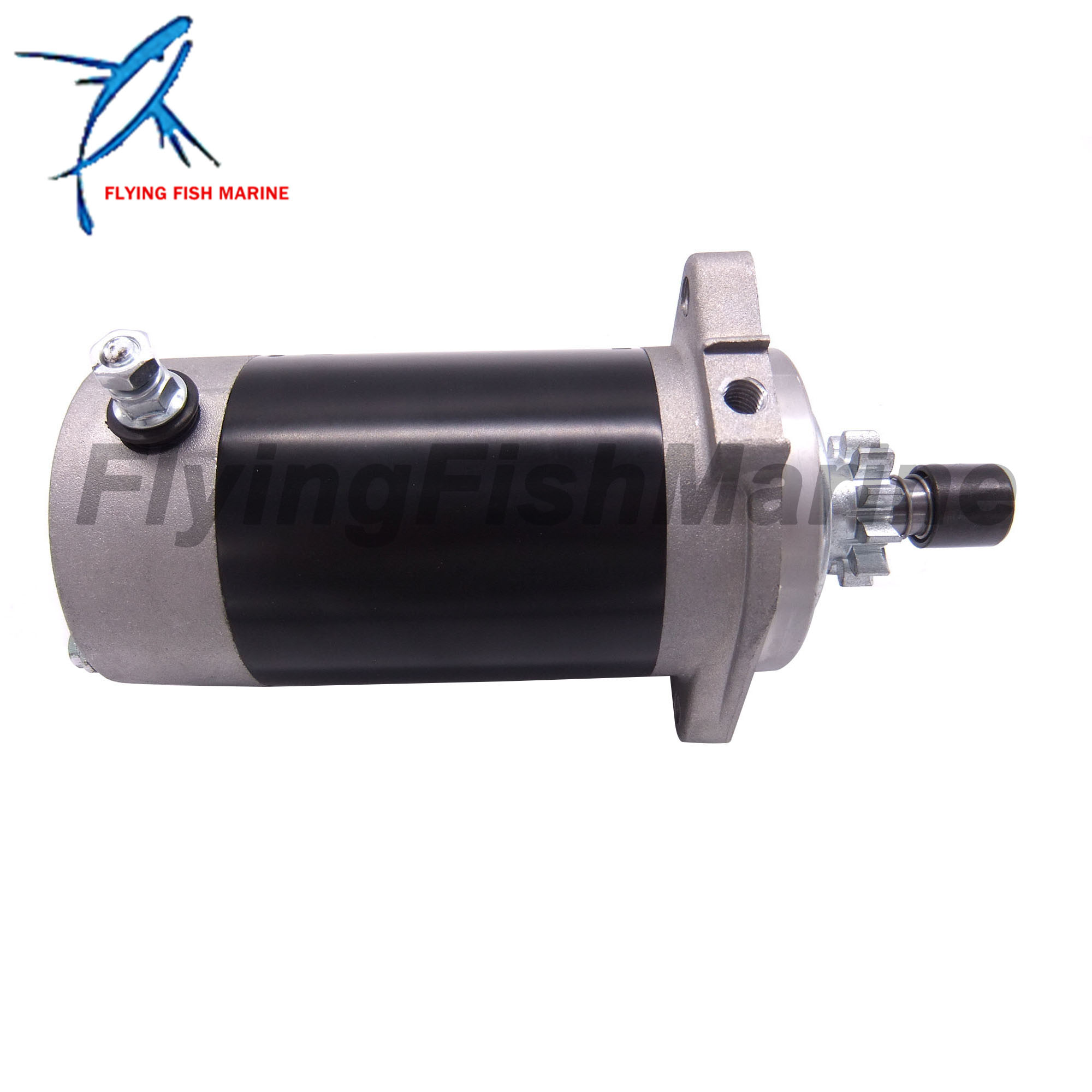 Outboard Engine 50-814980M 50-96359M 50-97693M Starter Motor For Mercury Marine 25HP 30HP 40HP Boat Motor