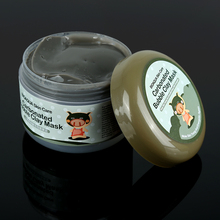 100g חמצן בועות קרבונט בוץ מסכת עמוק נקי הלבנת להסיר חטט לחות לנשים פנים טיפוח עור TSLM2