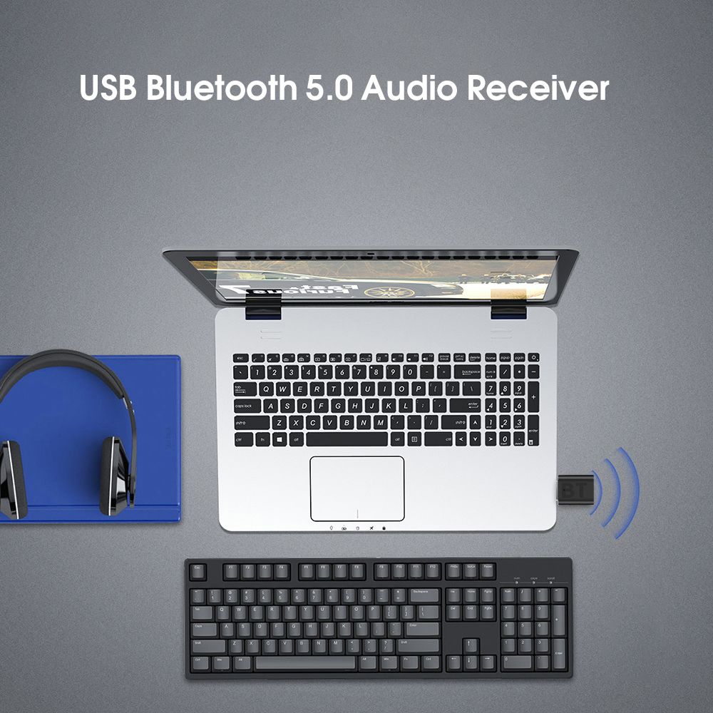 3.5mm AUX Bluetooth 5.0 Car Kit Wireless Music Stereo USB Power Audio Receiver Adapter Auto Bluetooth AUX for Car Radio MP3 PC 3