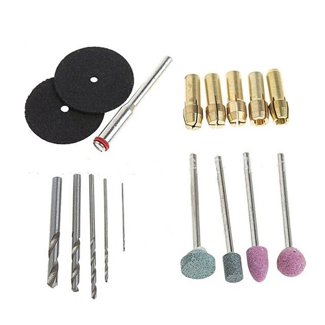 Mini Electric Grinder Set Grinding Machine Carving Engraving Pen Rotary Tools Kit Drill Engraver Pen Set