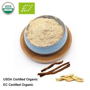 Image 2 - USDA và EC Được Chứng Nhận Hữu Cơ Bột Cam Thảo