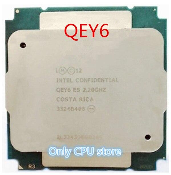 Оригинальный процессор Intel Xeon QEY6 ES Versiengineer, образец с процессором E5 2695V3, 2 ГГц, 35 м, 14 ядер, с процессором, с процессором E5 2695, V3, с процессором, с ...