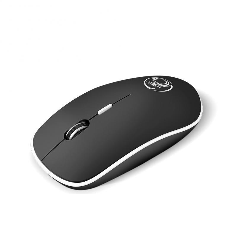 Купить бесшумный беспроводной мышь 24 ггц 1600 точек на дюйм офис оптическая