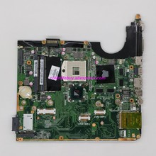 цена на Genuine 600817-001 DA0UP6MB6F0 PM55 Laptop Motherboard Mainboard for HP Pavilion DV6 Series NoteBook PC