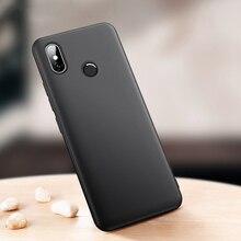 Matte TPU For Xiaomi Redmi Note 7 Cases Xiaomi Mi 9 Mi 8 SE Lite Max 3 Mi 6 Note 3 Phone Case Ultra Thin Silicon Mobile Cover