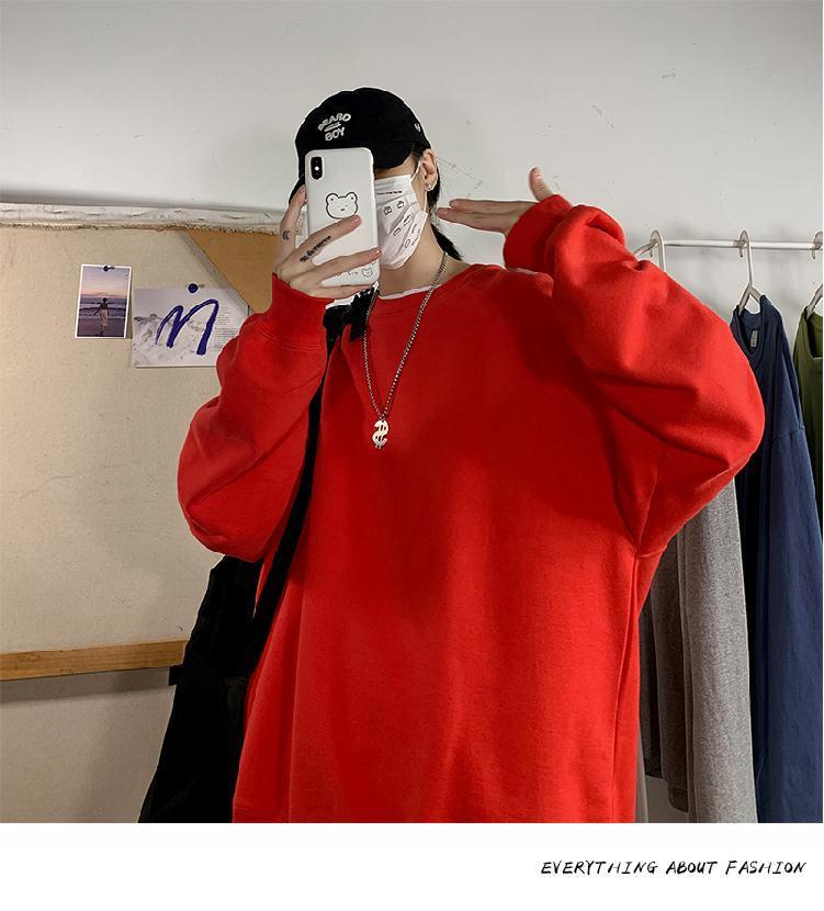 Hd85d3e932c6e49db97fc9325b1ad3d7f3 loose Korean style plus size sweatshirt winter clothes streetwear women 2020 new fashion plus velvet oversize harajuku hoodie