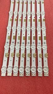 Image 3 - 16 PCS/set LED backlight strip for Samsung UE50JU6800 UE50JU6850 UE50JU6800K UE50JU6850 BN96 38479A 38480A V5DR_500SCA 500SCB_R1
