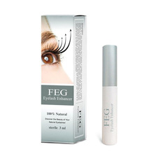 2015 newest FEG eyelash enhancer serum for growth eyelashes in 7 days, 100% Original Promotion