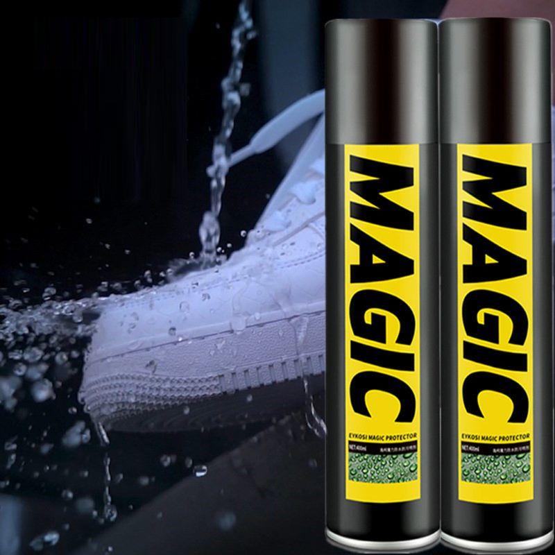 Todo o tempo protetor repelente de água spray couro camurça sapatos proteger