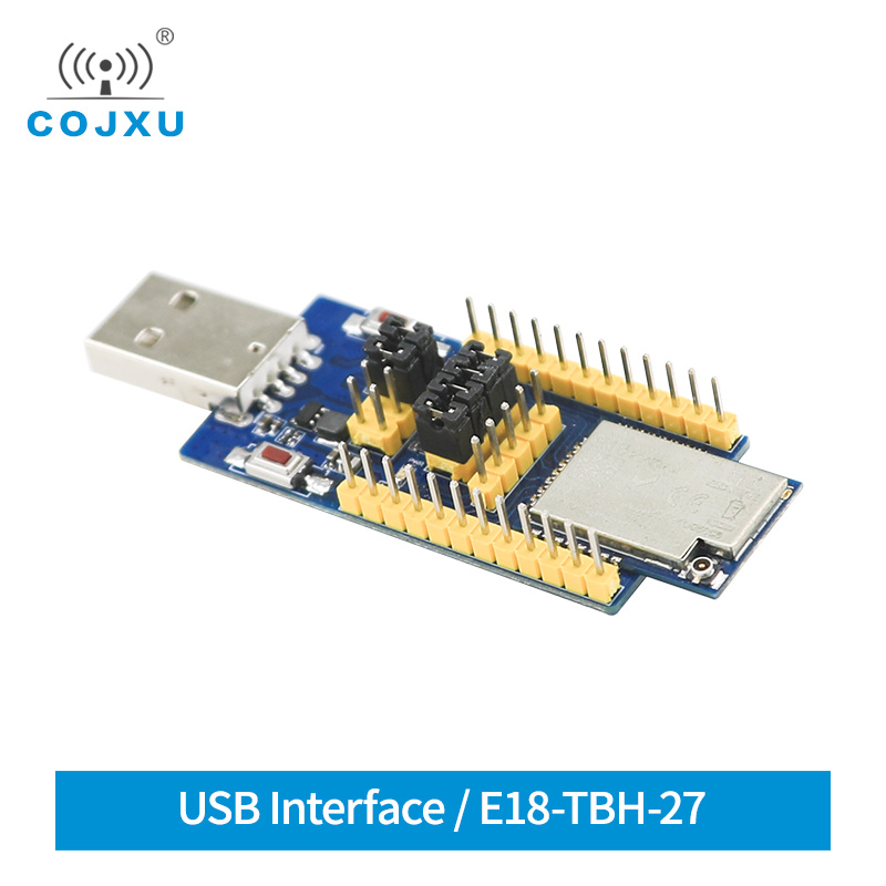 USB Test Board Kit CC2530 27dBm 2.4GHz ZigBee Module E18-TBH-27 For E18-2G4Z27SI