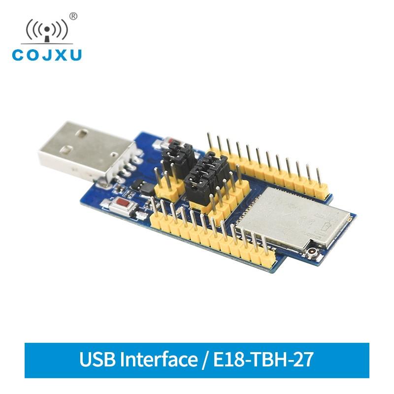 USB Test Board Kit CC2530 27dBm 2.4GHz ZigBee Module E18-TBH-27 For E18-2G4Z27SI