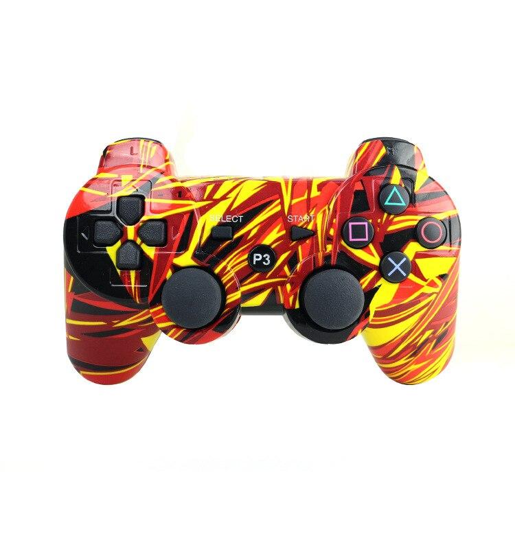 Für PS3 Wireless Controller Gamepad Für Playstation3 Sechs-Achse Drahtlose Für PS3 Controller Joystick Freude Pad Mit Kabel
