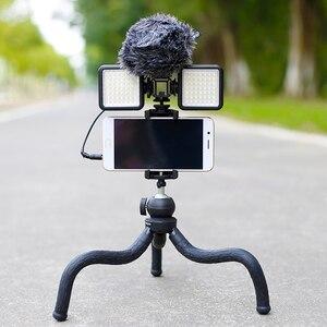 Image 5 - RM 30 II Mini soporte de pulpo para exteriores, trípode Flexible para teléfono y cámara Digital