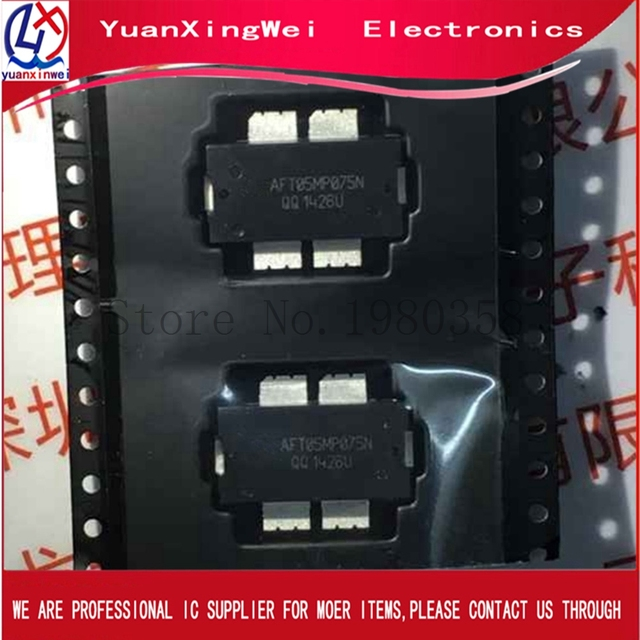 AFT05MP075NR1 AFT05MP075N AFT05MP075 TO 270 2 / 136 520 MHz 70 W 12.5 V NEW ORIGINAL 1pcs/lot