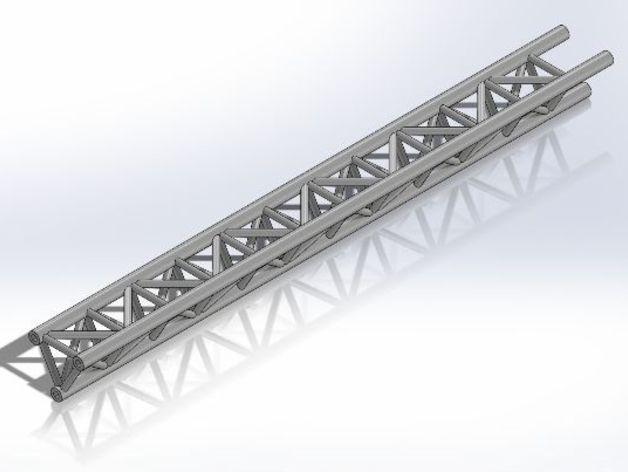 Truss Custom Order Highqualityhighprecision Digital Models 3D Printing Service Education Teaching Aid Tools ST3033