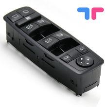 Frente de Esquerda Mestre Interruptor Da Janela de Poder Para Mercedes W164 W251 GL320 R320 R500 R63 GL450 GL550 2518300190