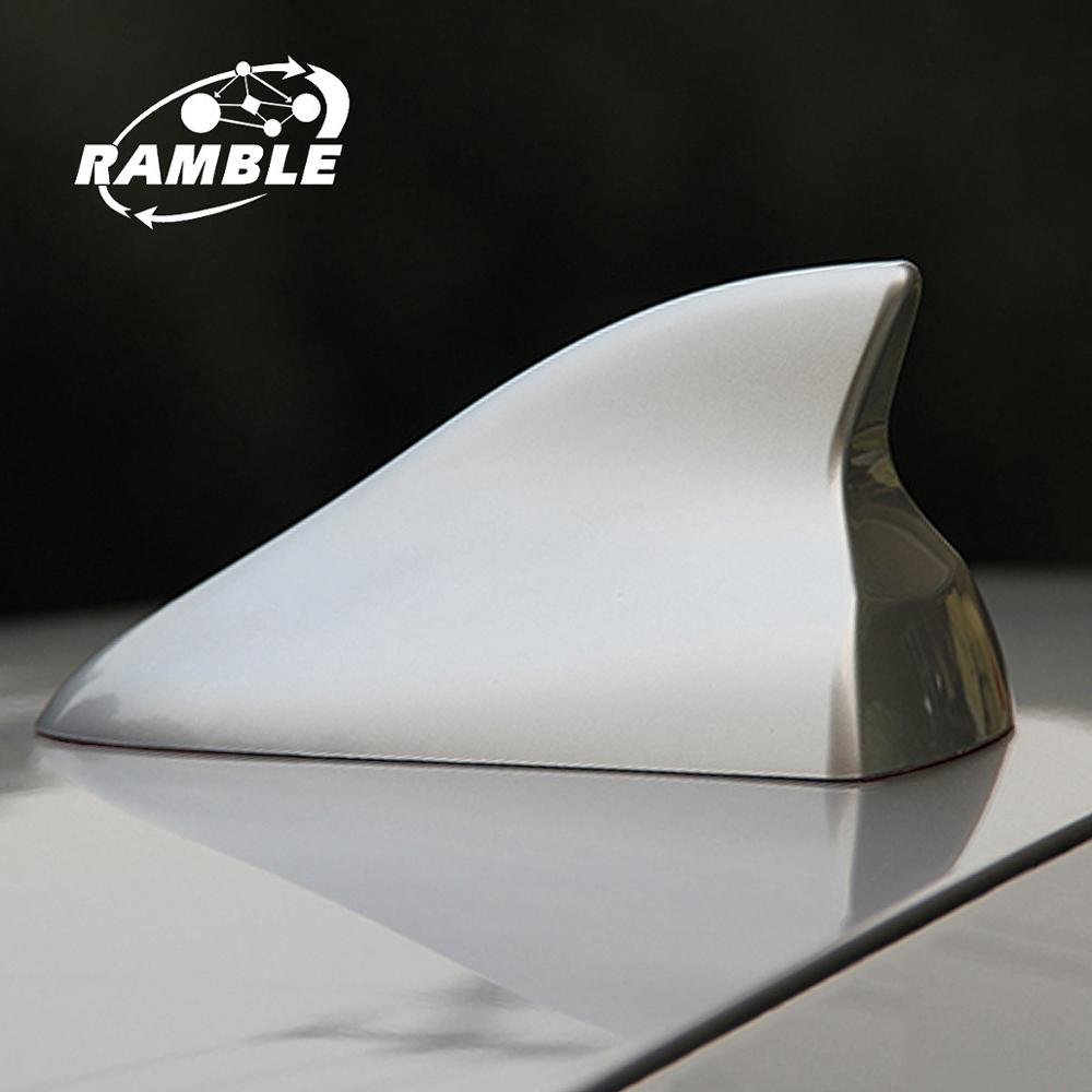 Luxurious Shark Fin Antenna Radio Aerial Car Antena Signal Auto Parts Accessories For Cadillac SRX XT5