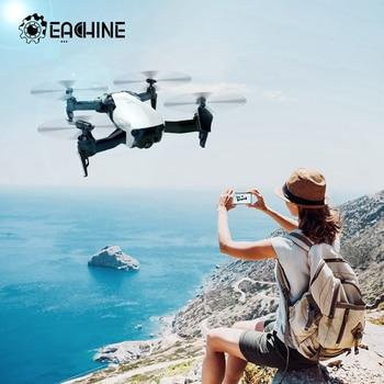 Eachine E511- Upgraded E58 WIFI FPV With 1080P / 720P HD Camera Headless Mode 16Mins Flight Time Foldable RC Drone Quadcopter