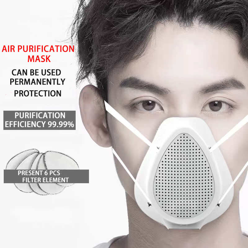 Face Tool Electric Masks Masque Mouth Nose Mouth Face Mask Anti-dust Mouth Nose Masks