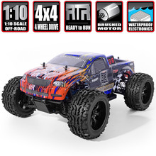 HSP Racing RC Car 4wd Off Road Trucks 94111 1/10 Scale Electric Power 4x4 vehicle Toys High Speed Hobby Remote Control Car