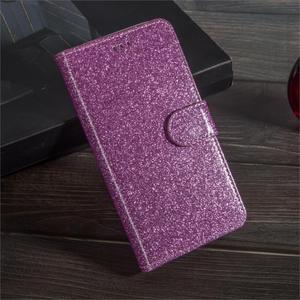 Bling Glitter Flip Leather Pho