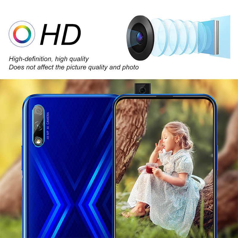 柔軟なカメラレンズ用 Realme C2 Q X XT 防爆電話レンズガラス Realme ため 5 3 2 プロウルトラスリム
