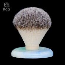 Shaving-Brush Synthetic-Hair Boti Beard-Shaping-Tool Knot Brush-3-Color Bulb Daily-Care-Kit