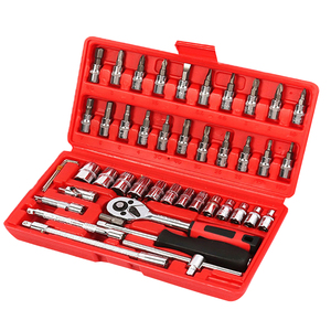 Chave de soquete ferramentas chave de mão conjunto de ferramentas chave chave chave chave chave soquete ferramentas manuais chaves ferramentas garagem carro universal catraca