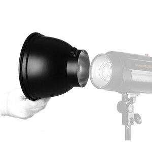Image 4 - 7 بوصة 18 سنتيمتر القياسية عاكس الناشر مع العسل شبكة ل unia جبل إضاءة الاستوديو ستروب فلاش K 150A K 180A E250 E300