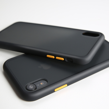 Luxury Shockproof Phone Case Cover  For iPhone Silicone Translucent Matte 2