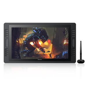 Image 1 - Kamvas pro 20 2019 versão com inclinação gráficos tablet monitor 8192 leverls pressão sensibilidade caneta exibição desenho tablet