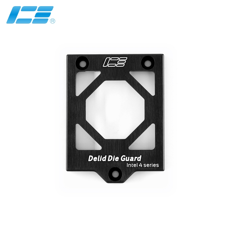 IceMan Cooler Delid Die Guard INTEL 4790K CPU Open Cover Protector