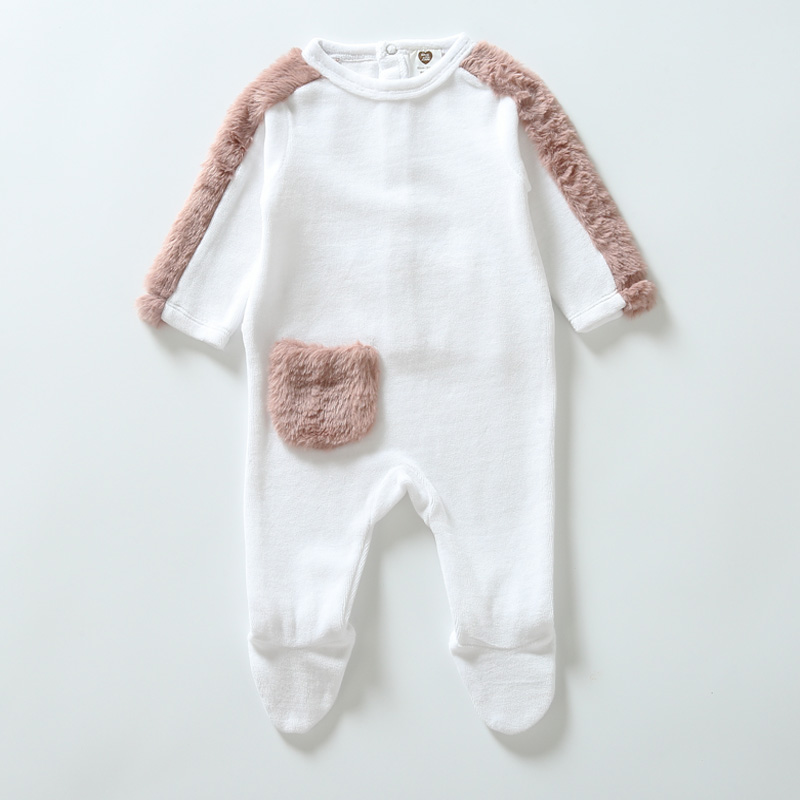 Baby bodysuit pyjamas kids clothes long sleeves children clothing newborn baby overalls children boy girls clothes